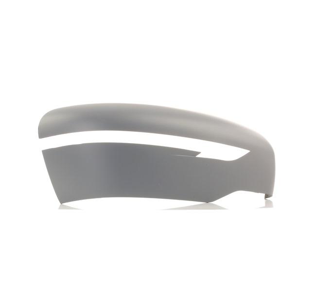 Offside wing mirror RIDEX 15795369 Right, Grey