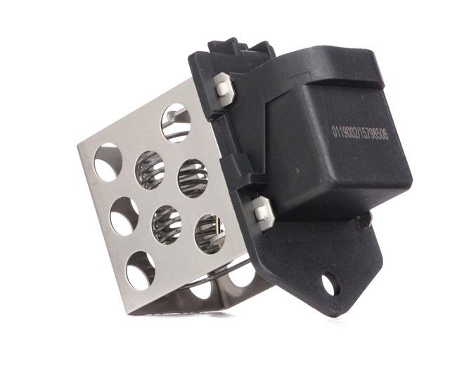 Resistenza del motore del ventilatore del ventilatore del riscaldatore Ladieshow per Renault Clio MK3 III Modus 7701209803