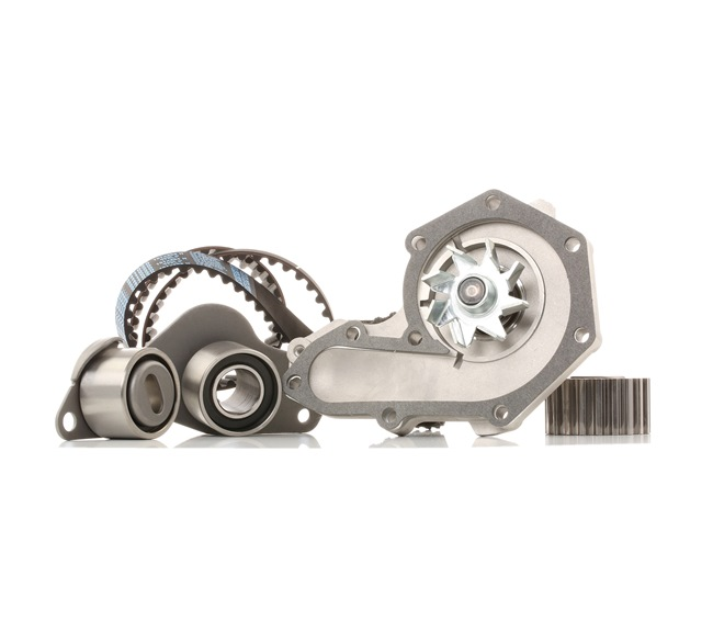 RIDEX Zähnez.: 151, mit Wasserpumpe 3096W0344