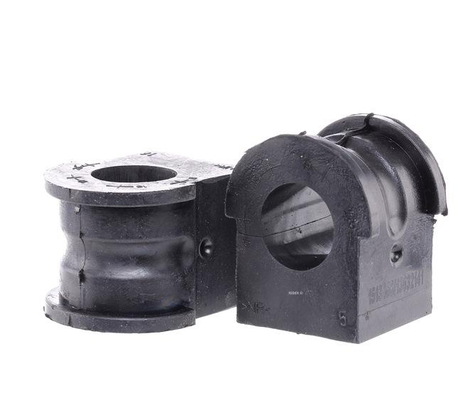 Stabilisator Gummi RENAULT ESPACE 4 (JK0/1) 2020 Baujahr 16131212 RIDEX Vorderachse beidseitig, innen, Gummilager
