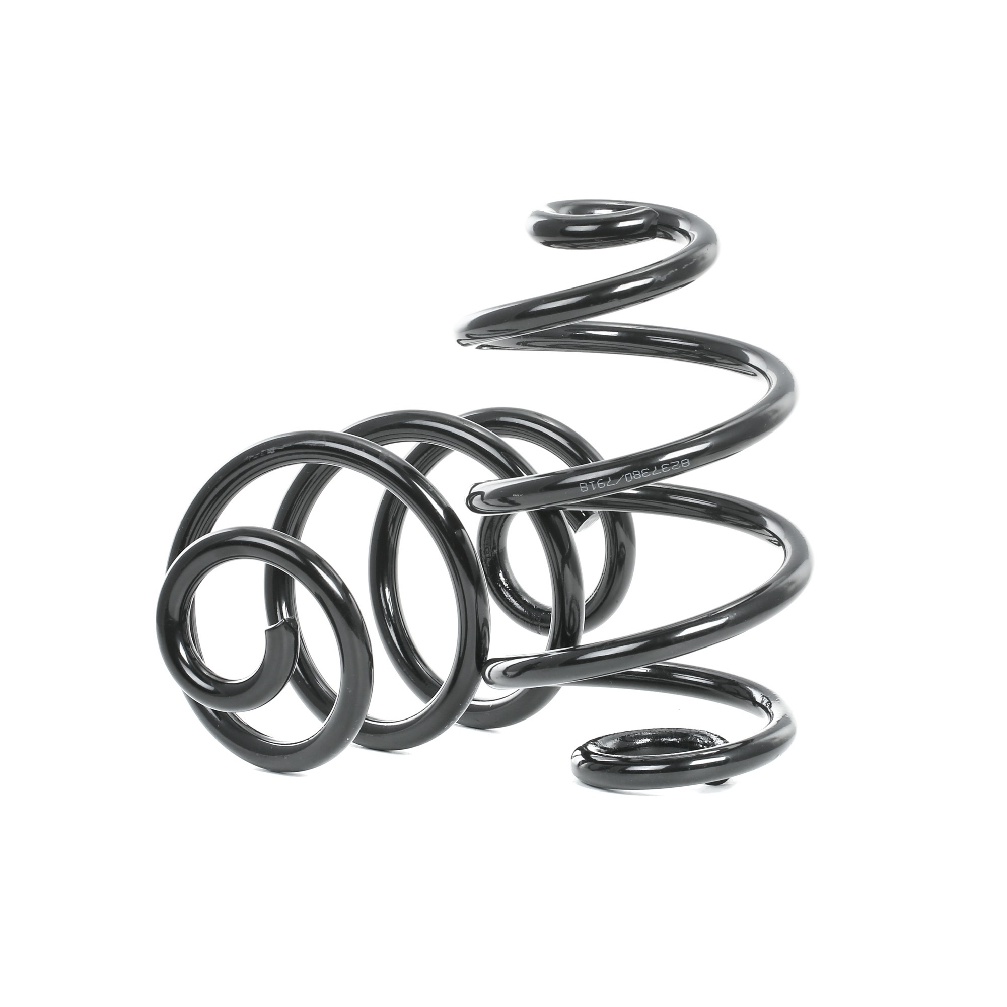 Coil springs RIDEX 189S0017 rating
