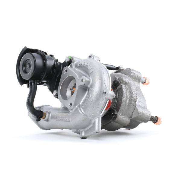Nissan Almera Tino 2.2dCi Turbolader RIDEX REMAN 2234C10369R (2.2 dCi Diesel 2006 YD22DDTi)