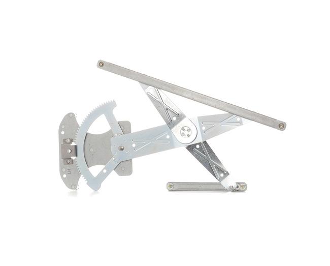 Mecanismo de elevalunas RIDEX 16163085 Delante, izquierda, Tipo de servicio: eléctrico, sin electromotor