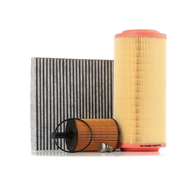 Set filtre cu OEM Numar 1118 184