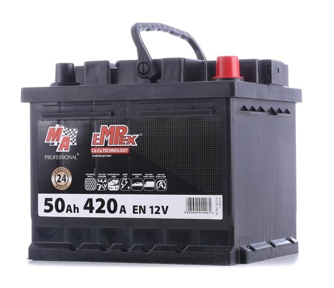 Elektrische systemen NEON II: 56014 EMPEX Ca-Ca TECHNOLOGY