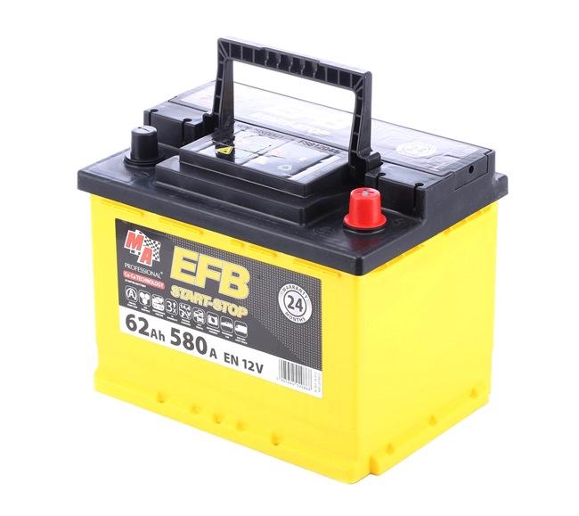 Kfz-Elektroniksysteme: EMPEX 56812 Starterbatterie