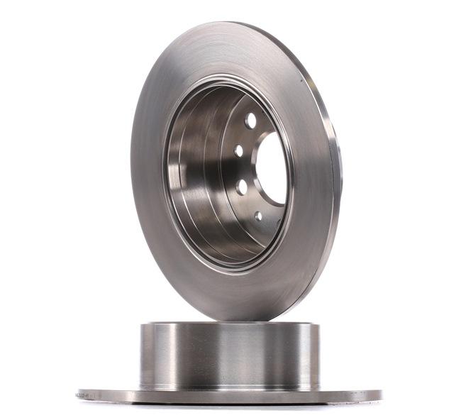 BREMBO 08139540 Disc brake set