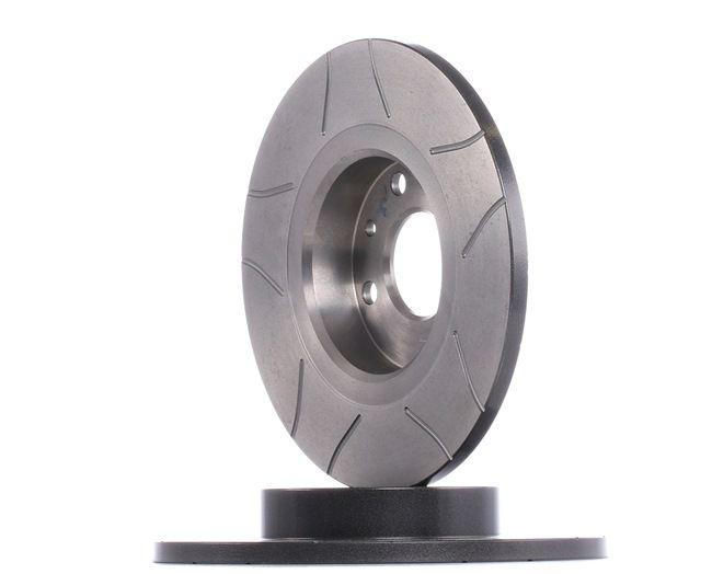 Brake Disc 08.5086.75 PUNTO (188) 1.2 16V 80 MY 2002