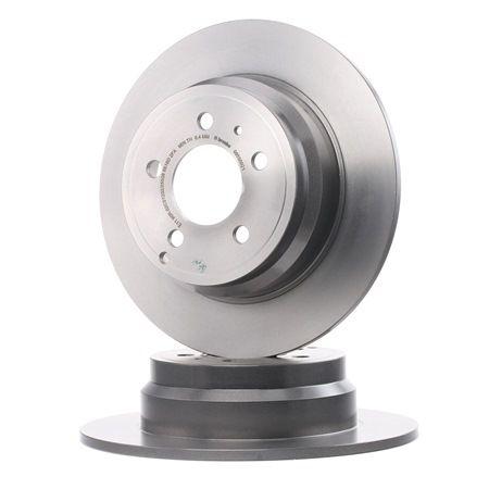 BREMBO 08556921 Disc brake set