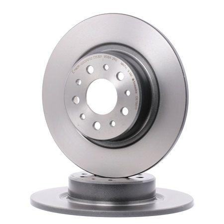 Freinage GT (937): 08786111 BREMBO COATED DISC LINE