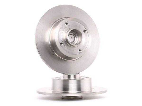BREMBO BEARING DISC LINE Voll, mit ABS-Sensorring, mit Radlagersatz 08A14117