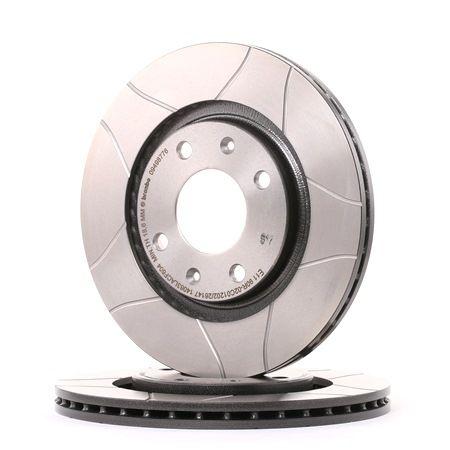 BREMBO 09498776 Disc brake set