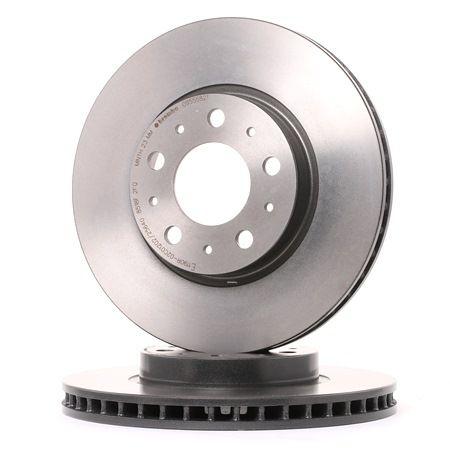 BREMBO 09556821 Disc brake set