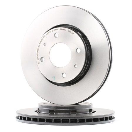 BREMBO 09772011 Disc brake set