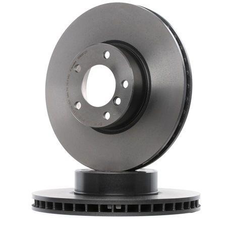 Bremsscheibe Bremsscheibendicke: 30mm, Lochanzahl: 5, Ø: 324mm mit OEM-Nummer 3411 1165 859