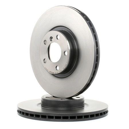 BREMBO 09992211 Disc brake set