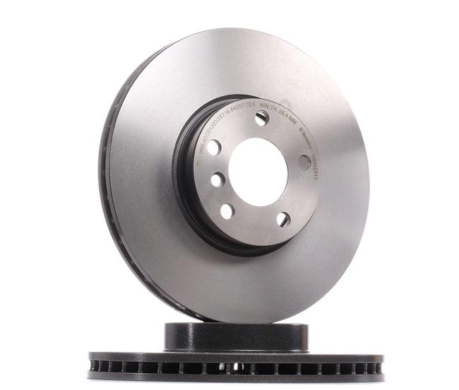 BREMBO 09992311 Disc brake set
