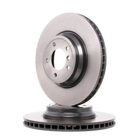 Brake Disc 09.A599.11 3 Saloon (E90) 330d 3.0 MY 2008