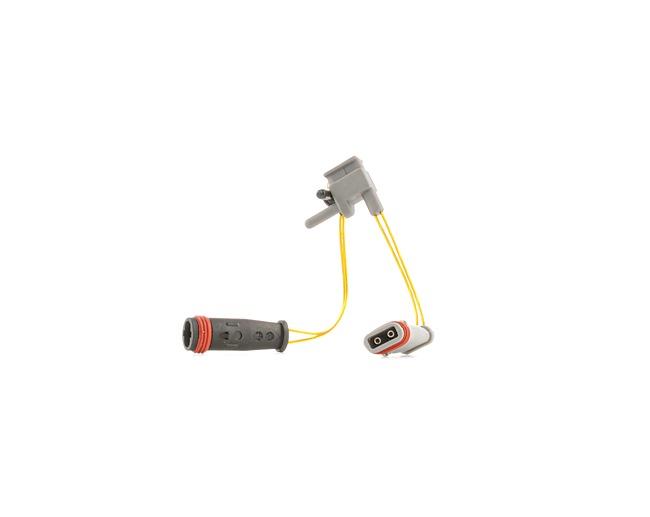 Brake wear sensor RIDEX 16587657 Front Axle