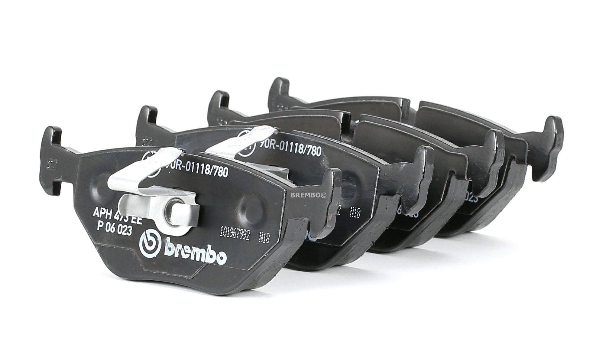 Bremsbelagsatz BREMBO D3967449 Bewertung