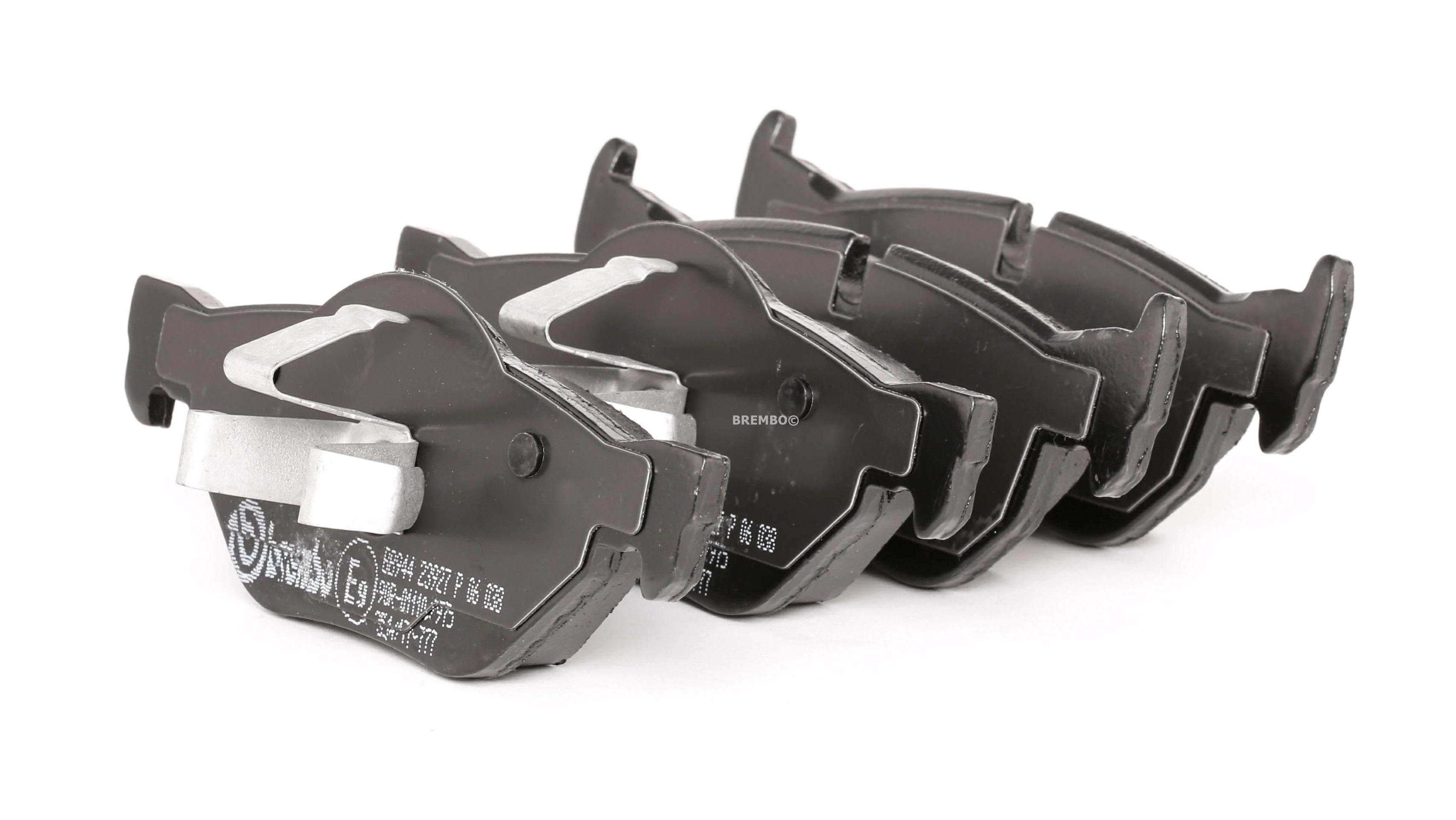 Disk brake pads BREMBO D12677286 rating