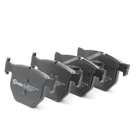 BREMBO P06056 Brake pad set disc brake