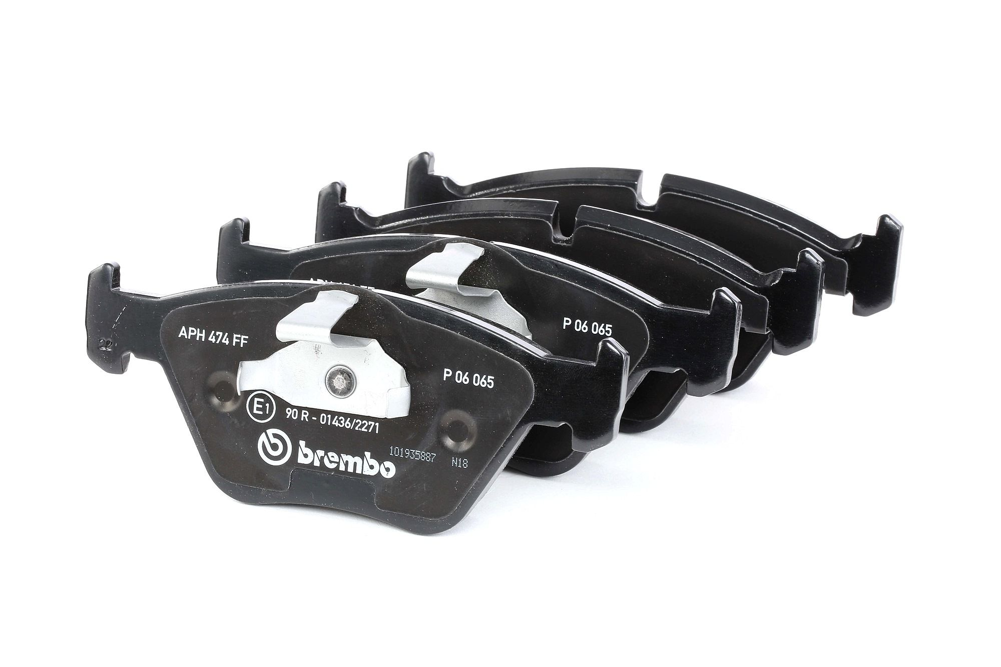 Bremsbelagsatz BREMBO D9477592 Bewertung