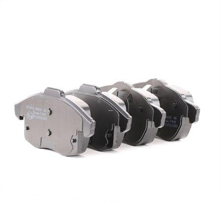 OEM Brake Pad Set, disc brake BREMBO 8497D1388 for SAAB