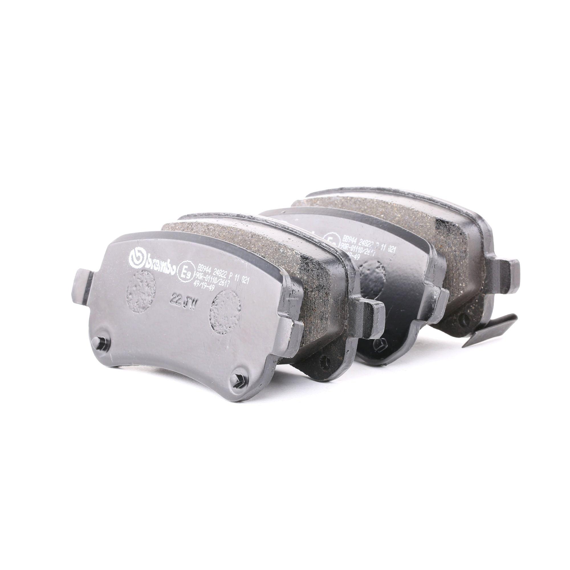Bremsbelagsatz BREMBO D13268438 Bewertung