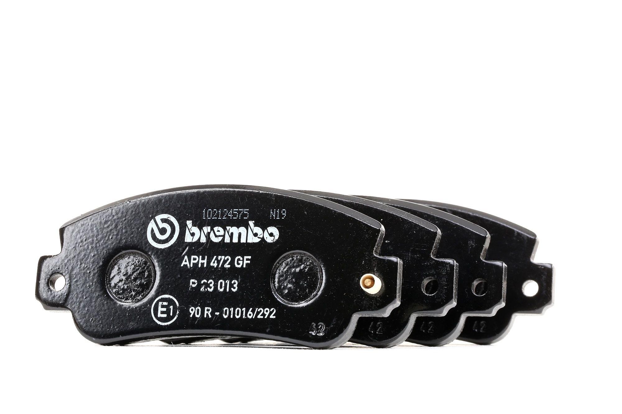 Brembo P 56 022 Pastillas de Frenos