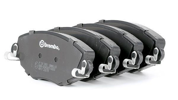 OEM Brake Pad Set, disc brake BREMBO 7789D910 for JAGUAR