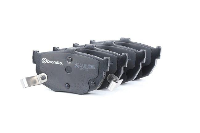 BREMBO mit akustischer Verschleißwarnung P30003