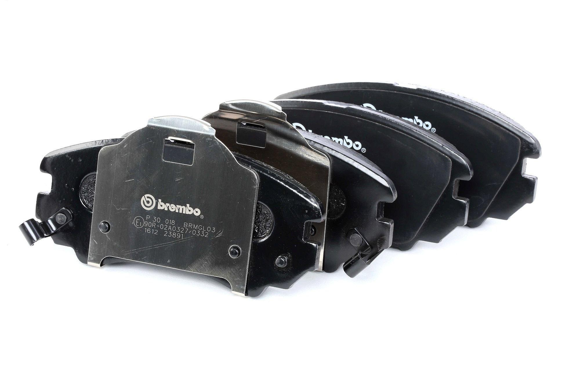 Disk brake pads BREMBO D9247990 rating