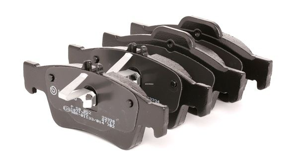Kit de plaquettes de frein, frein à disque MERCEDES-BENZ | BREMBO N° d'article: P 50 052