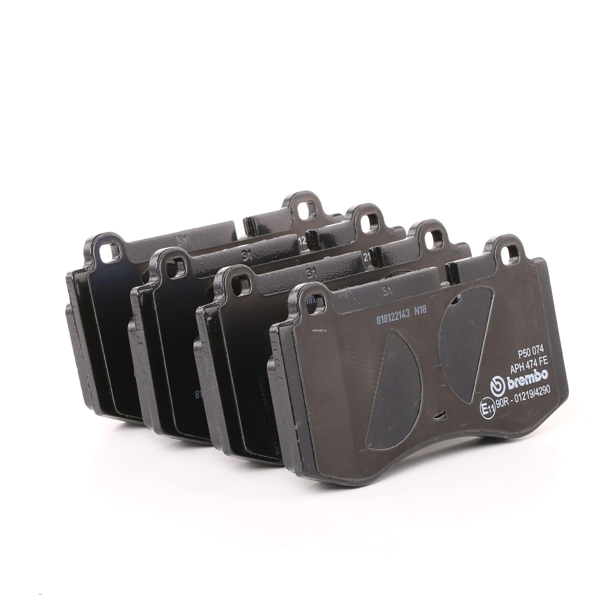 Disk brake pads BREMBO D12238343 rating