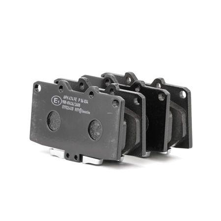 OEM Brake Pad Set, disc brake BREMBO D6477340 for SUBARU
