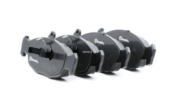 комплект спирачно феродо, дискови спирачки DAEWOO | BREMBO Артикул №: P 59 011