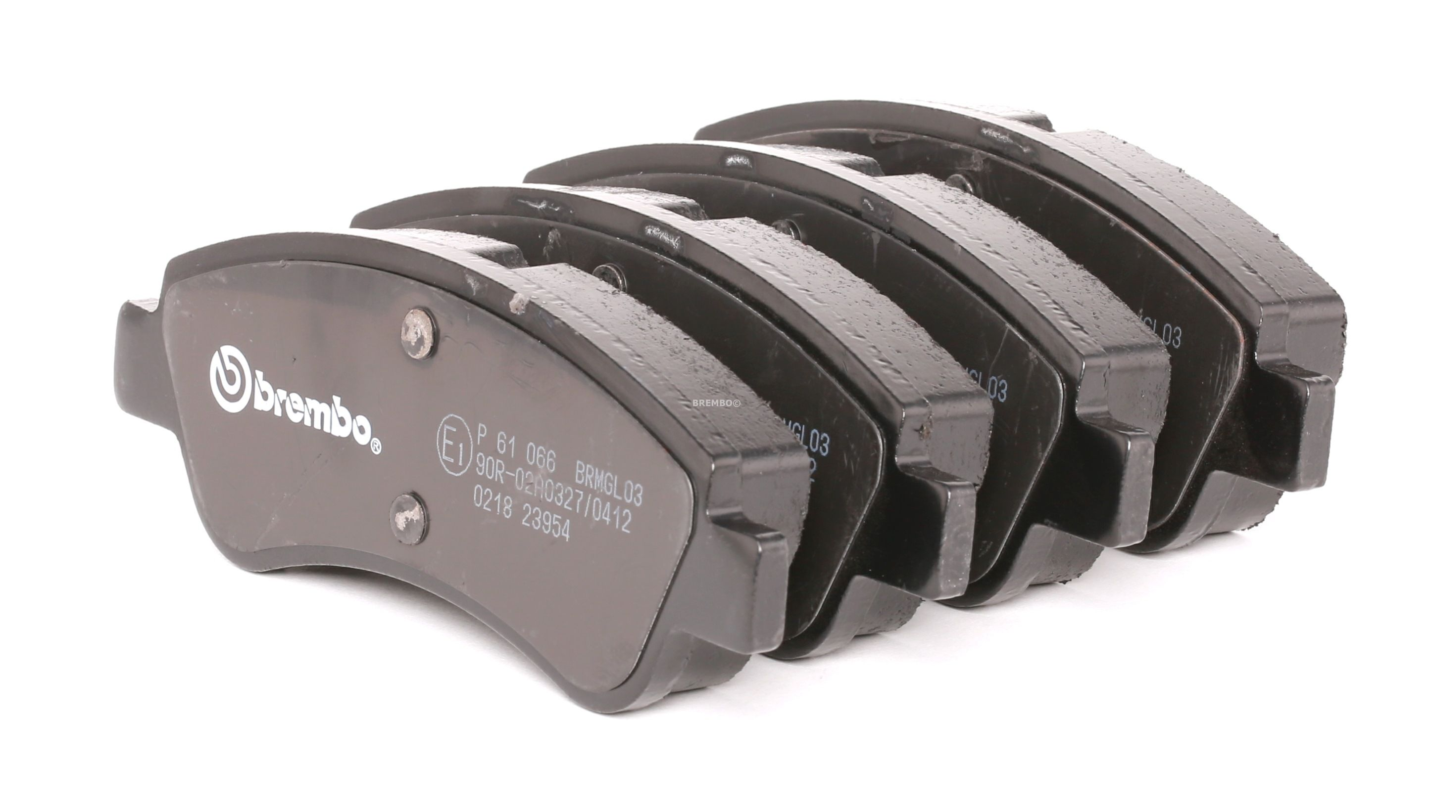 Disk brake pads BREMBO D19438779 rating