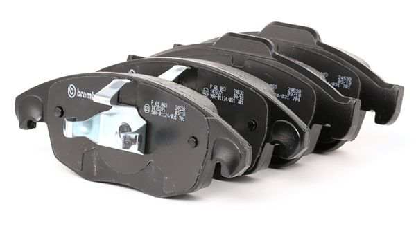 OEM Brake Pad Set, disc brake BREMBO D20959330 for PEUGEOT