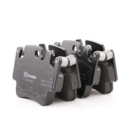 OEM Brake Pad Set, disc brake BREMBO D9937894 for PORSCHE