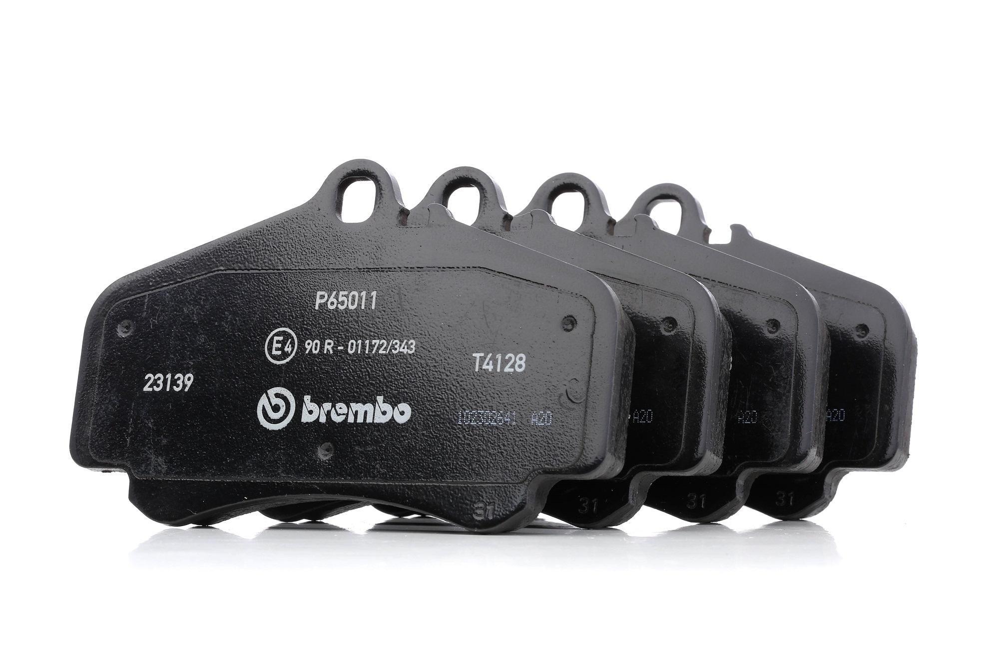 Bremsbelagsatz BREMBO 23330 Bewertung