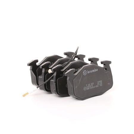 Bremsbelagsatz, Scheibenbremse Breite: 105mm, Höhe: 54,3mm, Dicke/Stärke: 18mm mit OEM-Nummer 4248.62