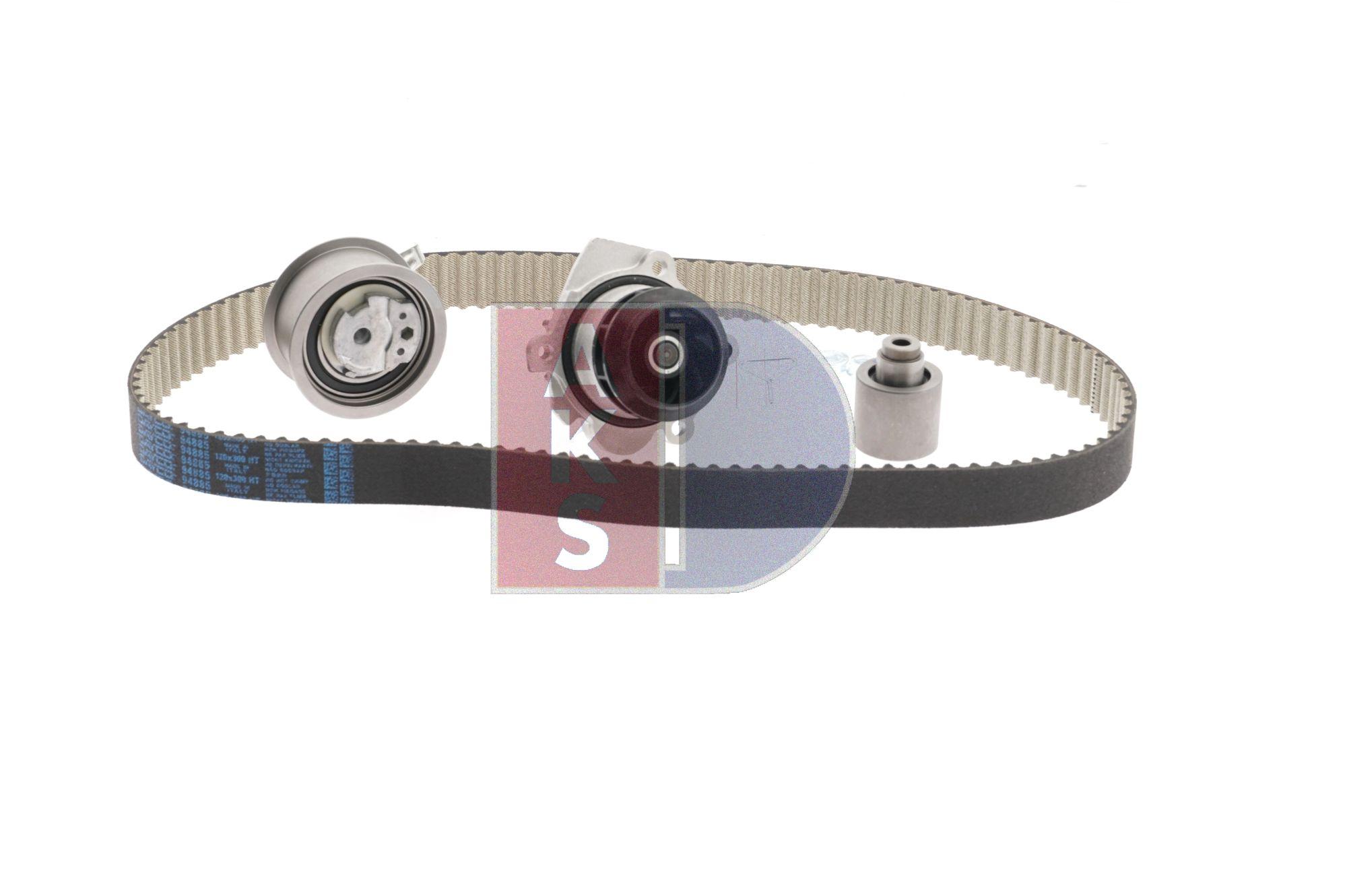 Water pump and timing belt kit 570284N Fabia 2 (542) 1.4 TDI MY 2010