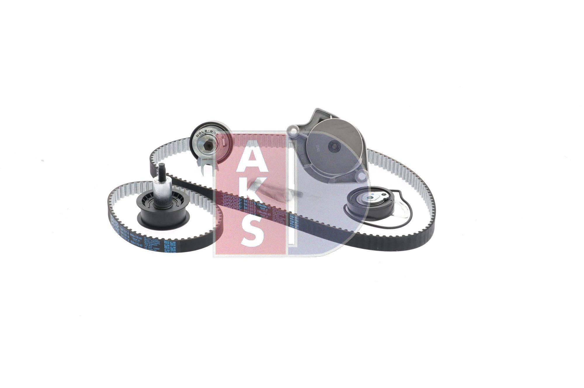 Kit cinghia distribuzione, pompa acqua 570320N GOLF 6 (5K1) 1.4 ac 2012