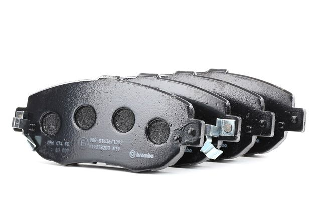 Bremsbelagsatz, Scheibenbremse Breite: 144,3mm, Höhe: 63,8mm, Dicke/Stärke: 17,1mm mit OEM-Nummer 04465 22311