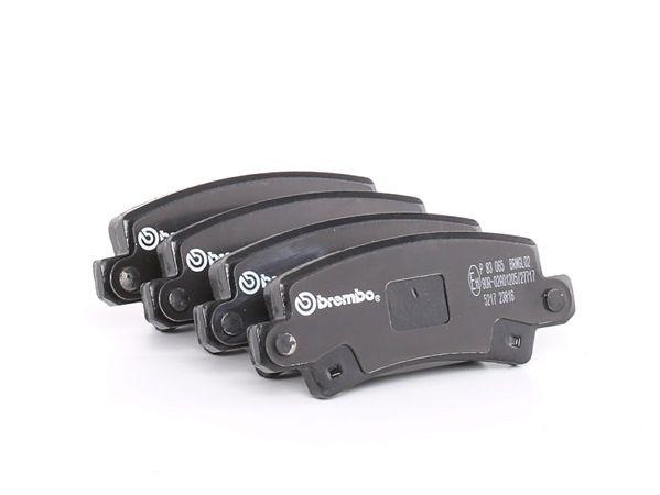 Bremsbelagsatz, Scheibenbremse Breite: 95,5mm, Höhe: 37,8mm, Dicke/Stärke: 15,8mm mit OEM-Nummer 04466-02040