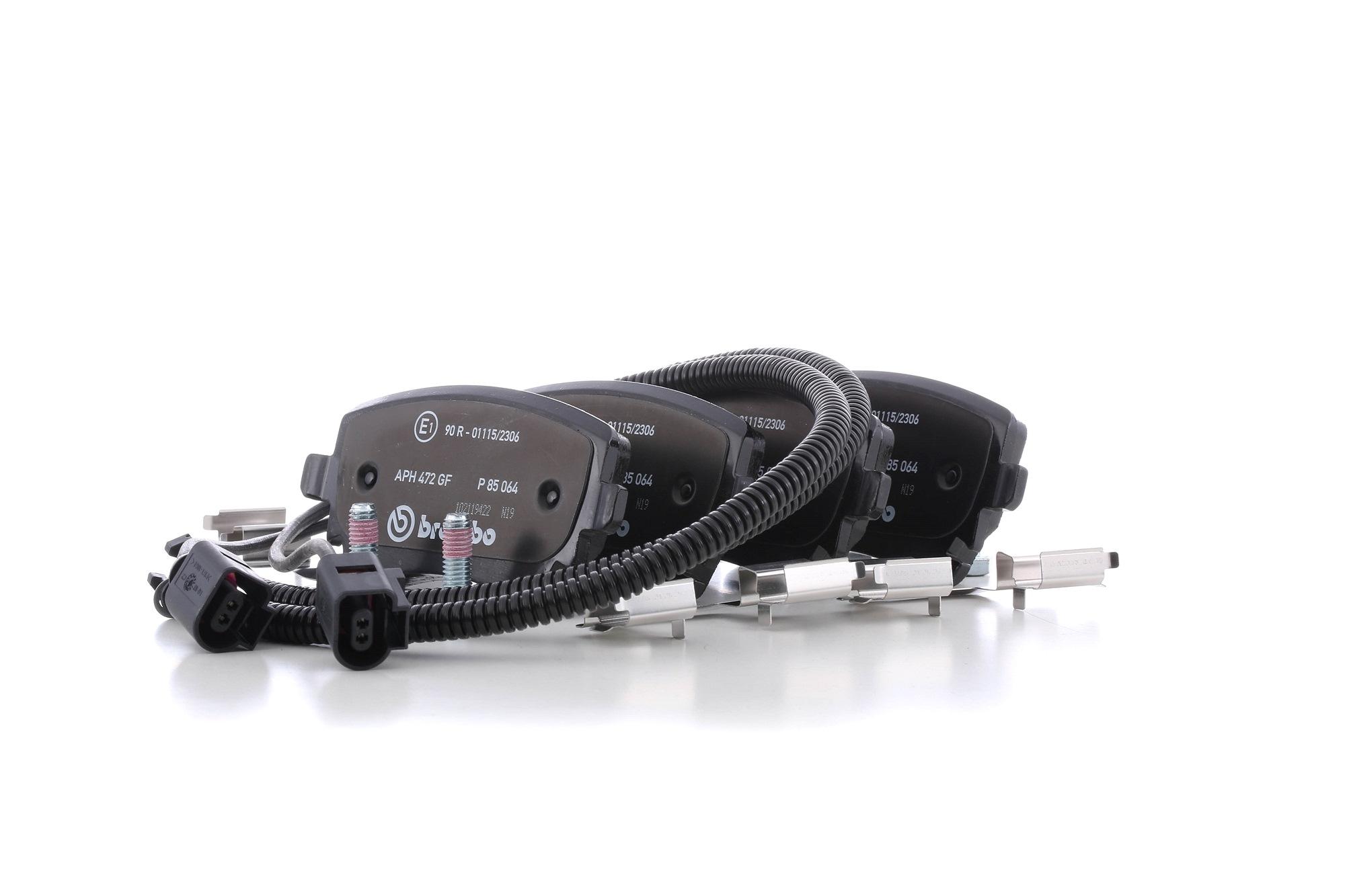 Bremsbelagsatz BREMBO D10187921 Bewertung