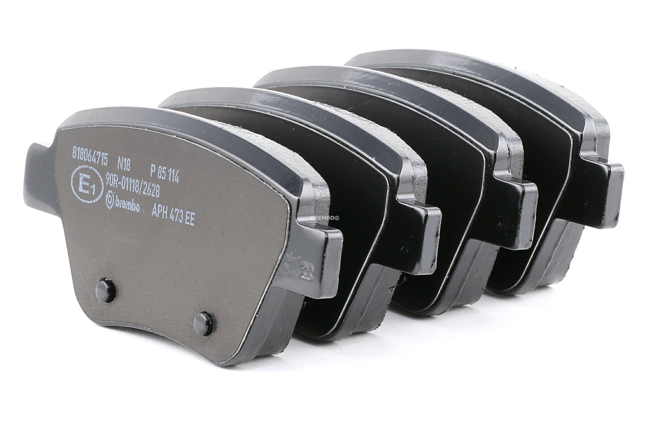 Disk brake pads BREMBO D14568656 rating