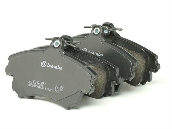 OEM Brake Pad Set, disc brake BREMBO 7712D837 for MITSUBISHI