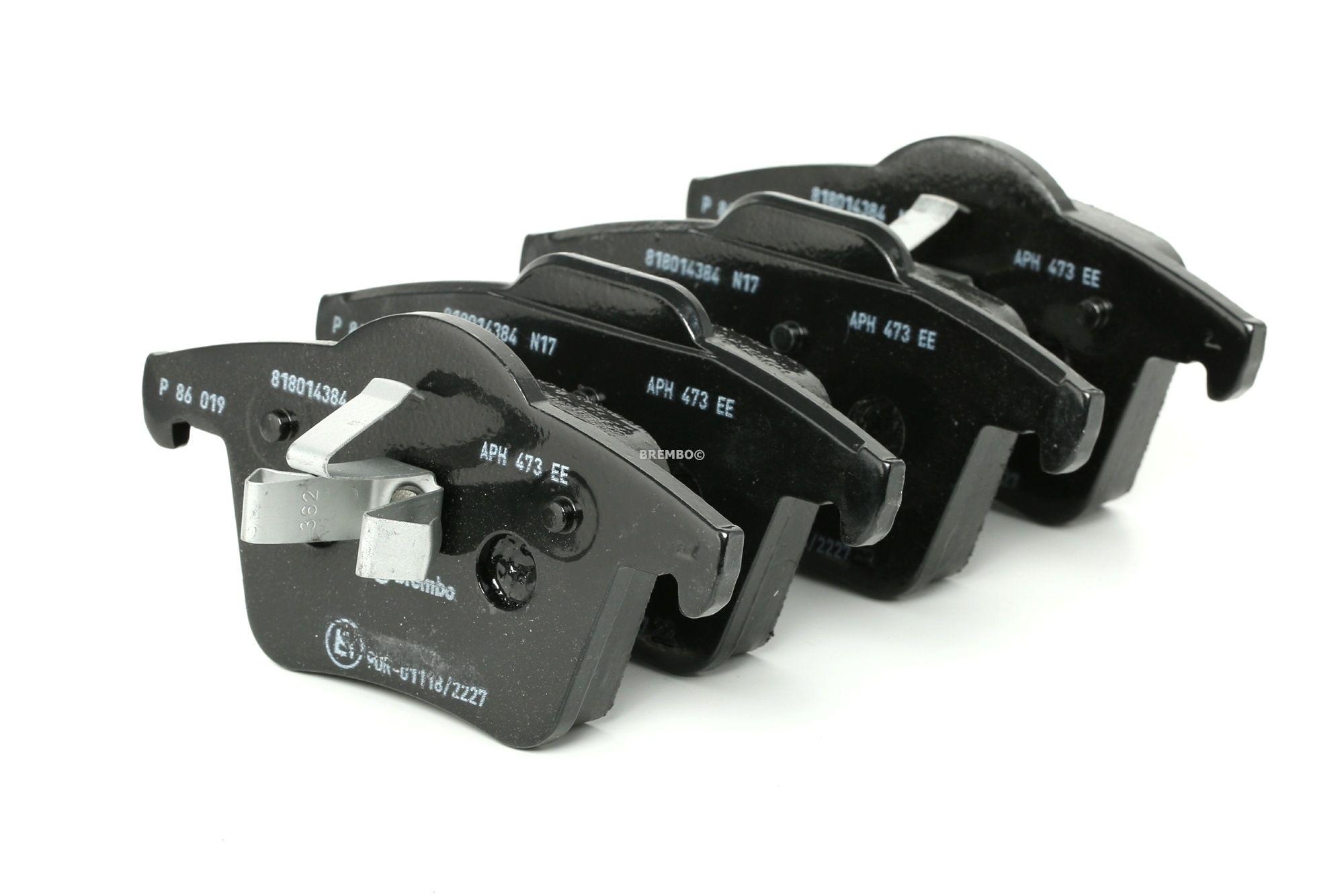 Disk brake pads BREMBO D9807883 rating